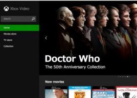 网页版Xbox Video视频应用到来 在哪儿都能看视频