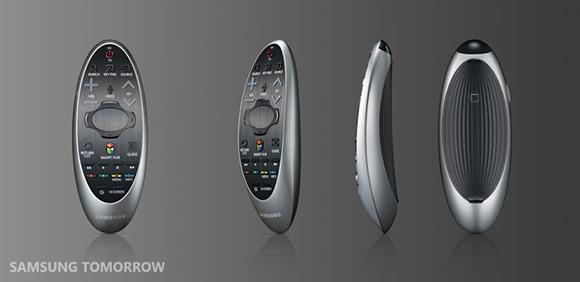 支持语音与体感,三星Smart Control遥控器革新电视用户体验