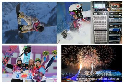 俄罗斯卫星电视商NTV-Plus索契冬奥会4K直播成功