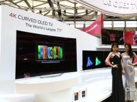 4K曲面强势登陆 LG电视顶级画质闪耀2014 AWE