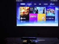 无屏电视杀入年轻人市场 300英寸售价2999元
