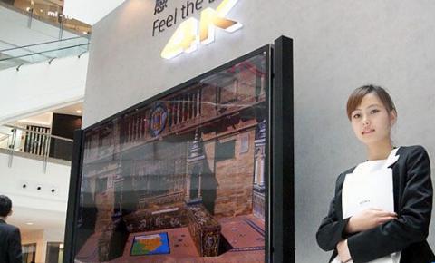 4K电视尚未形成推动消费者更换电视必须因素