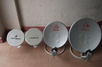 闽清广电大力整治非法卫星地面接收设施,为有线电视护航