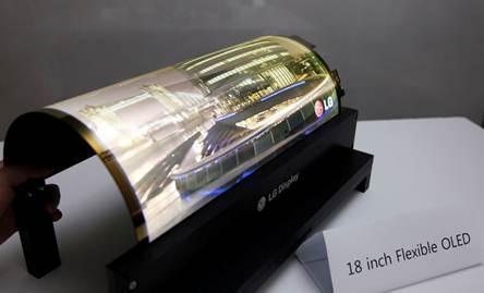 卷曲和透明 未来电视将长成这样?