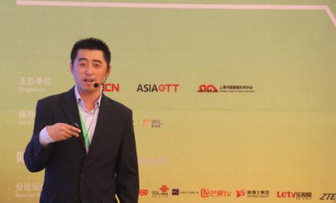 HbbTV中国区总代表王晔:HbbTV V2最新进展