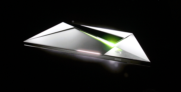 2015 GDC:Nvidia推出Shield 安卓TV机顶盒