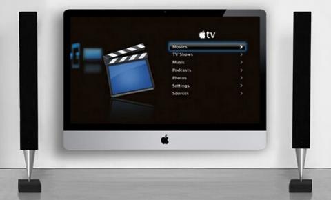 等了那么多年,苹果电视也该来了