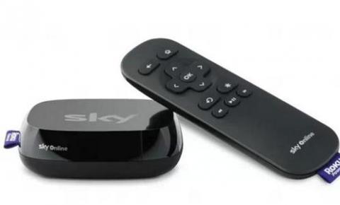 意大利天空电视推出Sky Online电视盒