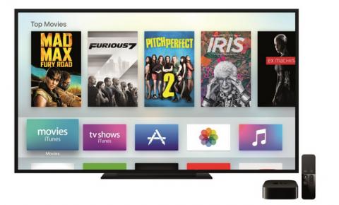 Apple TV新操作系统tvOS将不支持Webview