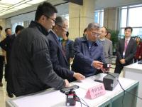 推荐:聚焦FGF2015,文化部项兆伦部长体验中国第一代安卓游戏主机-中兴九城FunBox