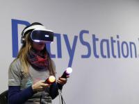 索尼PlayStation VR:虚拟现实游戏正在路上