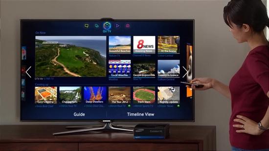 近期,多家运营商推出多屏互动电视产品