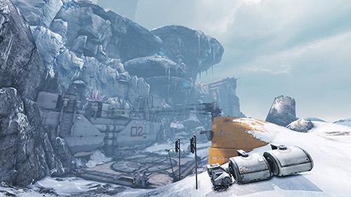AAA级FPS机甲主机游戏大作《HAWKEN》即将登陆中国市场!