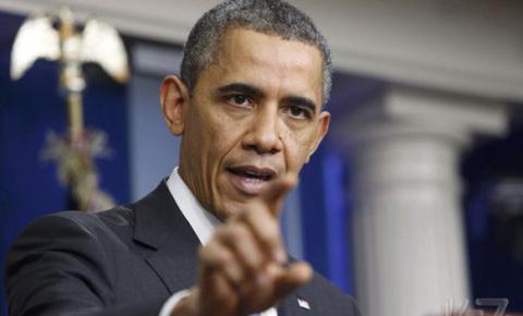 奥巴马卸任演讲将由诺基亚OZO全程360° <font color=