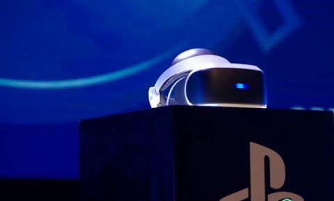 索尼看好VR 未来PS<font color=