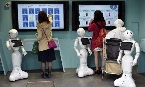 人工智能将让更多人失业 而<font color=
