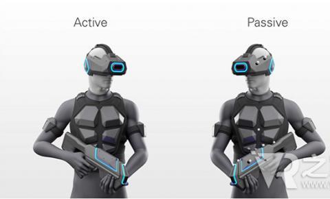 体验更加真实 OptiTrack开启VR<font color=