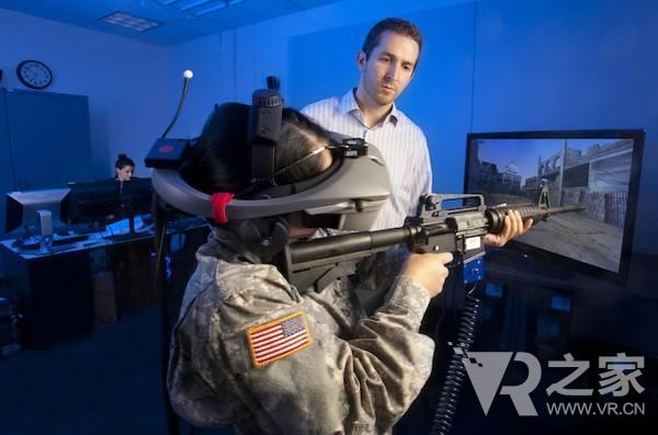 深耕多年 军事领域或许是VR技术最大市场