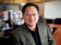 【特稿】人工智能年度人物——英伟达联合创始人兼CEO黄仁勋