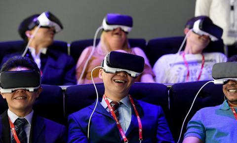VR/AR技术是未来潜力 成主流还需5年
