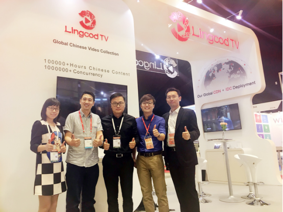 森威传媒亮相新加坡BroadcastAsia2017,开拓东南亚运营商合作新疆界