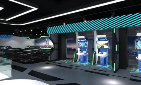 """第一现场9D虚拟现实体验馆展现""""神奇的世界"""""""
