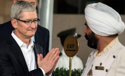苹果、特斯拉进场,阿里、头条加码,印度<font color=