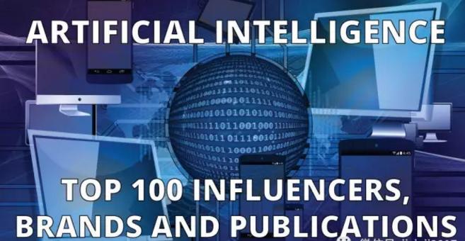 Twitter上人工智能领域TOP100排行榜,吴恩达、李飞飞位列三四名