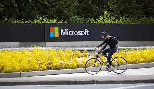 大摩:借助人工智能、云计算,微软将增加1100亿美元<font color=