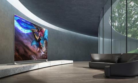 这台电视除了能玩王者荣耀,这些游戏也都能玩!