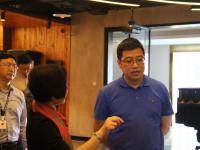 工信部赴上海调研虚拟现实产业发展情况
