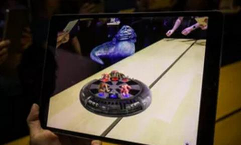 报告称iPhone 8增强现实功能是由3D激光系统驱动