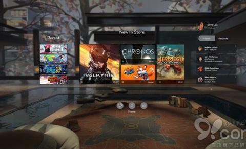 Oculus:平台多款<font color=