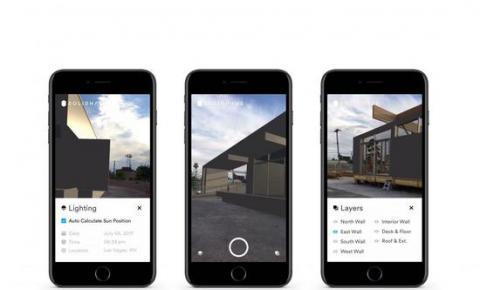 Solidhaus推出AR看房应用,让你用iPhone边走边看房!