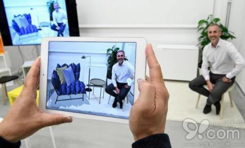 苹果ARkit新玩法 或是未来购物模式的雏形