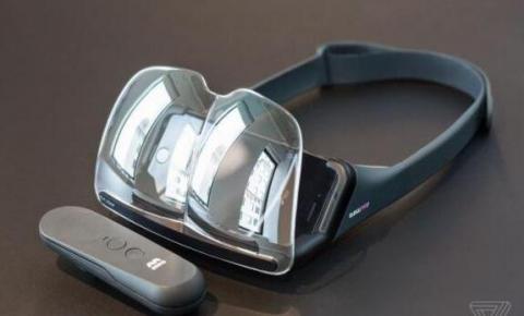 Mira Prism将iPhone变成增强现实头盔