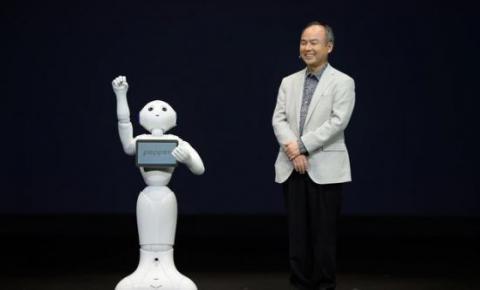 孙正义的愿景基金牵头向机器人技术初创公司<font color=