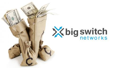 数据中心SDN初创公司Big Switch完成3070万美元融资