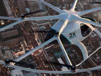 奔驰母公司戴姆勒投资了一家电动飞行出租车研发公司