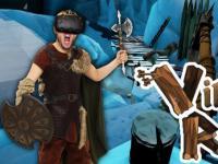 正义的斧头砍来!《维京之怒VR》登陆Oculus Rift