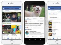 Facebook发布原创视频平台Watch 抗衡YouTube