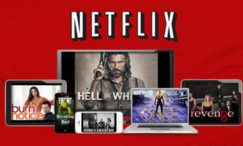 Netflix完成了第一笔<font color=