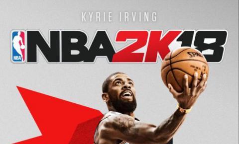 《NBA 2K18》球员评分公布 杜兰特96分独领风骚