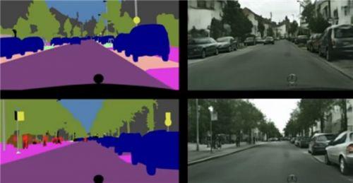 英特尔黑科技:用AI从现实照片中构建虚构<font color=