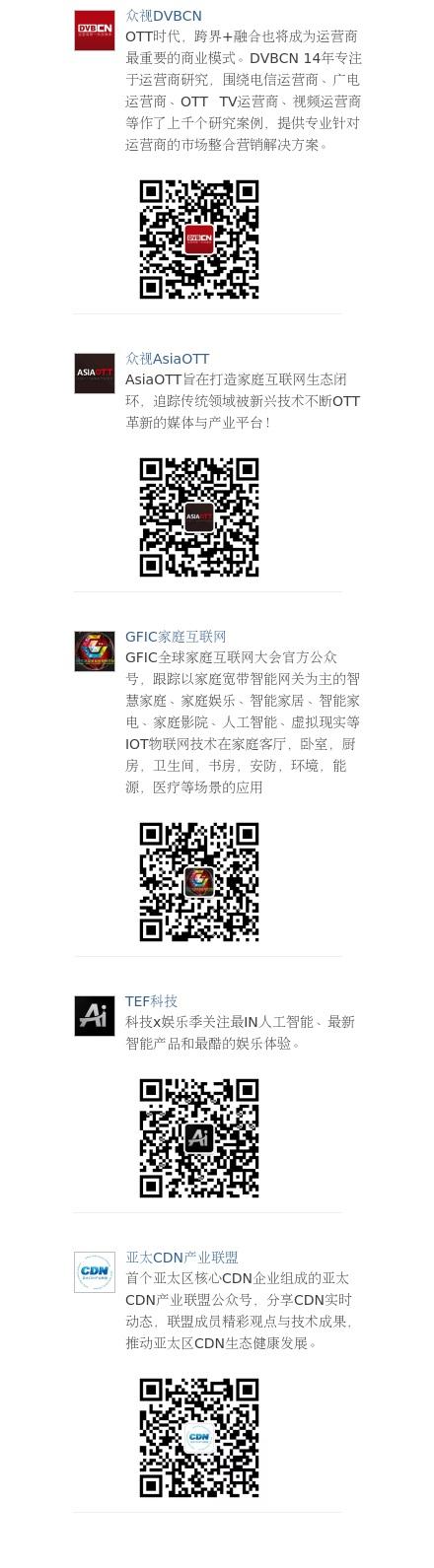 众视网微信公众号矩阵
