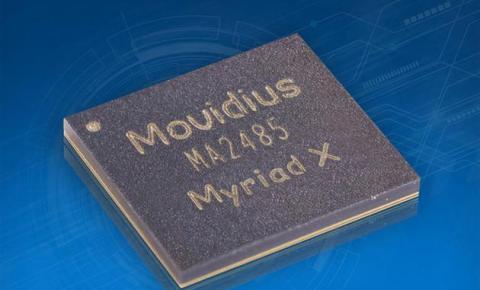 英特尔推出新Movidius视觉运算芯片 主打AI功能
