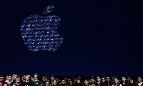 AI行业竞争激烈 苹果为争夺<font color=