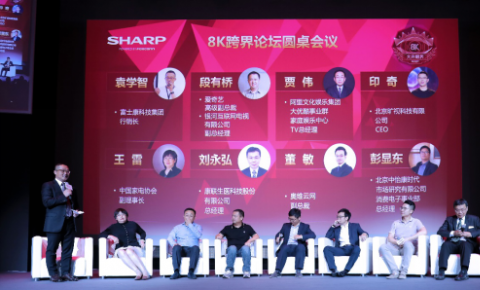 中怡康消费电子事业部总经理彭显东:未来大尺寸电视一定是<font color=