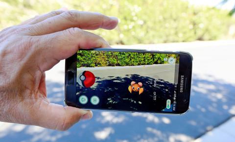 开发商表示《Pokemon Go》会在AR上更上一层楼