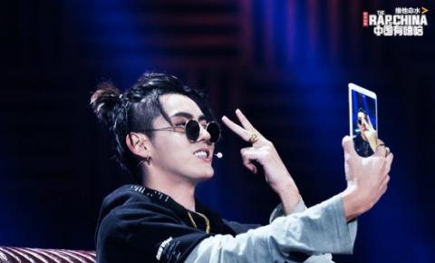 《中国有嘻哈》总决赛将迎超级中插广告 <font color=